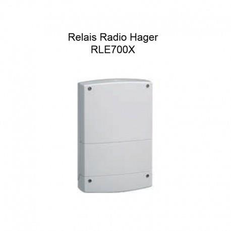 RLE700X - Relais Radio pour alarme SEPIO - Hager