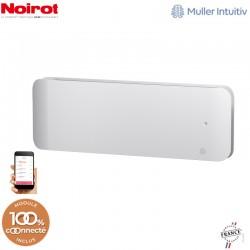 Radiateur Fonte NOIROT DOOK 1000W Bas blanc connecté NEN3383TCEC