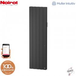 Radiateur Fonte NOIROT BELADOO 2000W Vertical gris anthracite connecté NEN1697SEHS