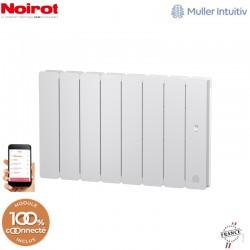 Radiateur Fonte NOIROT BELADOO 1000W Bas blanc connecté NEN1703SEEC