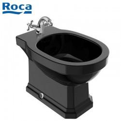 Bidet céramique 3 trous noir Carmen  - ROCA A3570A4563