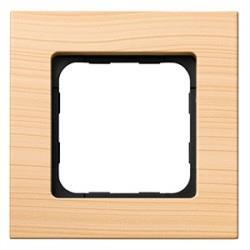 Cadre Smoove Bambou clair pour le Lanceur de scénarios SOMFY 9015027