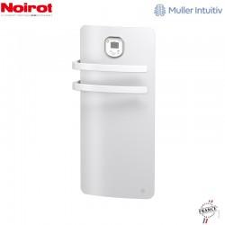 Sèche-serviettes NOIROT HELIA 1200W soufflant Blanc NEK2514SEEC