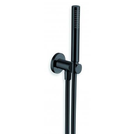 Barre douchette 150 cm BLACKMAT TRIVERDE - CRISTINA ONDYNA PD47513