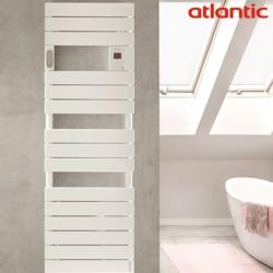 Sèche-serviettes électrique Soufflant ATLANTIC 1500W ADELIS étroit - 862770
