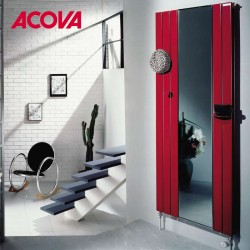 Radiateur chauffage central ACOVA - FASSANE Miroir double 1355W MXD-180-067