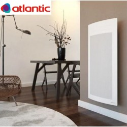Radiateur rayonnant Solius Digital Vertical - ATLANTIC