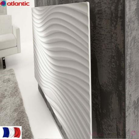 Radiateur Atlantic IRISIUM Horizontal Connecté et Intelligent