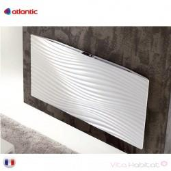 Radiateur Atlantic IRISIUM 1000W Horizontal Connecté et Intelligent 603110