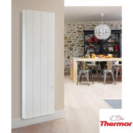 Radiateur électrique Aluminium THERMOR BILBAO 3 Blanc 750W Horizontal  493821