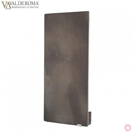 Radiateur à inertie Touch Silicium Sable Lunaire 800W Vertical - Valderoma SL08VET