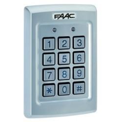 Clavier à code radio FAAC Key Pad - 404026