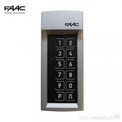 Clavier à codes radio - FAAC CLAR4
