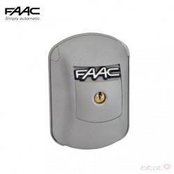 Kit de déverrouillage extérieur à câble FAAC - K401300