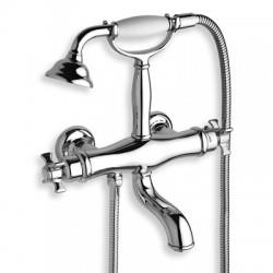 BAIN DOUCHE CHAMBORD THERMOSTATIQUE COMPLET CHROME - CRISTINA ONDYNA CN18251