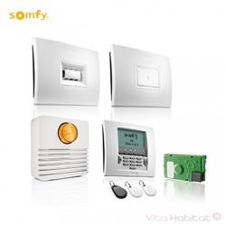 Pack maison SOMFY PROTEXIAL io connect - 1875144