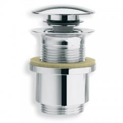 BONDE UP&DOWN LAVABO SANS TROP PLEIN 3-25 mm CHROME - CRISTINA ONDYNA BUP0151