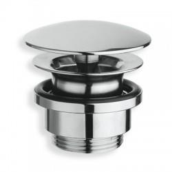 .BONDE LAVABO ECOULEMENT LIBRE LAITON CHROME 5-55 mm - CRISTINA ONDYNA UD52551