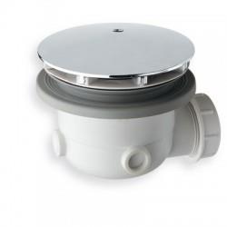 .BONDE DE DOUCHE DIAMETRE 90 mm CHROME - CRISTINA ONDYNA VD80051