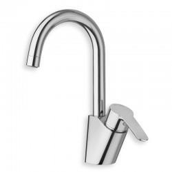 Mitigeur pour lavabo avec bec haut chrome NEW DAY - CRISTINA ONDYNA ND22851