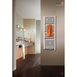 Sèche-serviettes électrique soufflant LVI JARL RF T