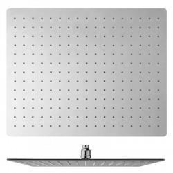 POMME DE DOUCHE SANDWICH 500 x 400 INOX ANTICALCAIRE - CRISTINA ONDYNA SC54051