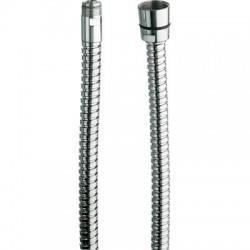 """Flexible douchette pour évier chromé avec double agrafage M15/1-F1/2"""" laiton - CRISTINA ONDYNA DA21651"""