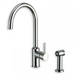 EVIER PREMIUM DOUCHETTE LATERALE EXTRACTIBLE CHROME - CRISTINA ONDYNA KK52451