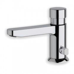 Robinet lave-mains avec temporisation chromé - CRISTINA ONDYNA Q523251