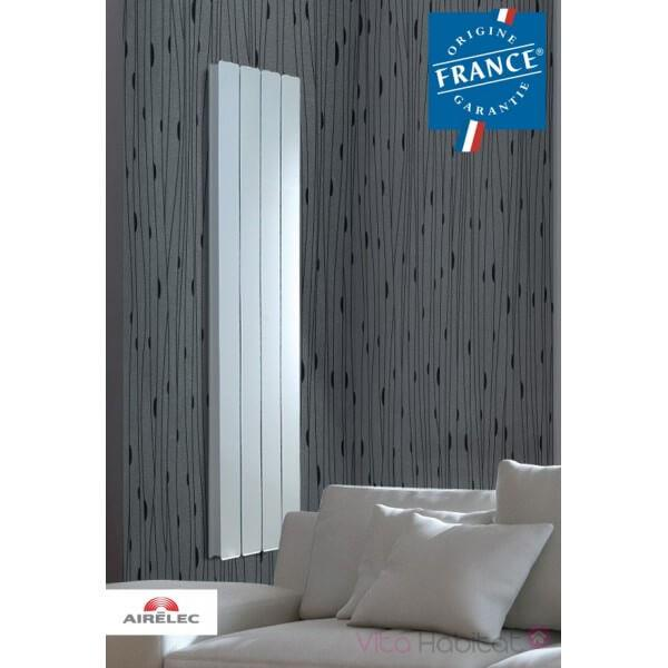 Radiateur Fonte AIRELEC - FONTEA DIGITAL 2000W Vertical - A691407 ...