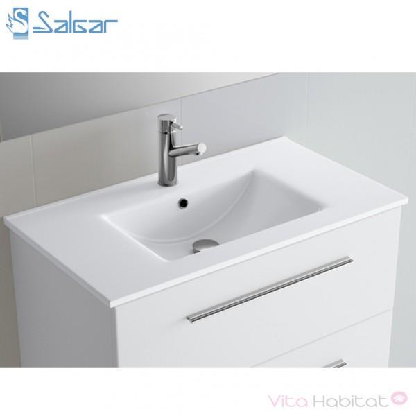 Vasque IBERIA 610 pour de meuble salle de bain - SALGAR 14711