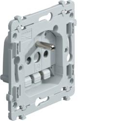 Mécanisme pour prise de courant intensité 16A sans vis KALLYSTA - HAGER WK100