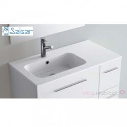 Vasque SOFIA 1005 droite pour meuble de salle de bain - SALGAR 18688