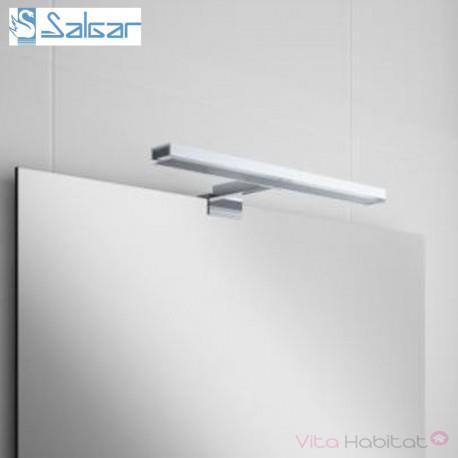 Applique MINERVA 500 lumière LED pour miroir SALGAR 15708