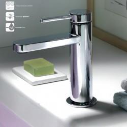 Mitigeur pour lavabo avec vidage Up&DOwn chromé - CRISTINA ONDYNA UC22051