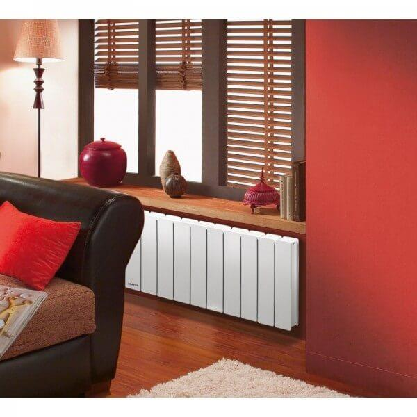 radiateur fonte noirot bellagio smart ecocontrol 1000w. Black Bedroom Furniture Sets. Home Design Ideas