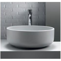 lavabo a poser ciotola blanc c2 diam 46 h17 cristina ondyna ci4617 Résultat Supérieur 15 Beau Meuble Salle De Bain à Poser Galerie 2017 Hht5