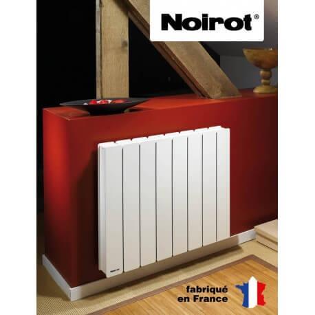 Radiateur Fonte NOIROT - BELLAGIO 2 - 1250W - Horizontal - N1684FGET