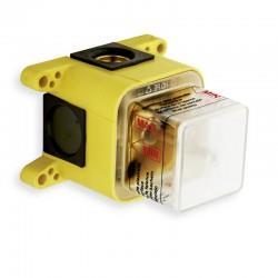 BOX ROBINET D'ARRET 3/4 SORTIE 1/2 PAR LE HAUT - CRISTINA ONDYNA PD75000