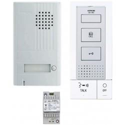 Kit portier audio 2 fils intégral mains libres AIPHONE - 118712