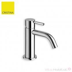 Mitigeur lavabo small chrome sans vidage TRIVERDE - CRISTINA ONDYNA PM21051