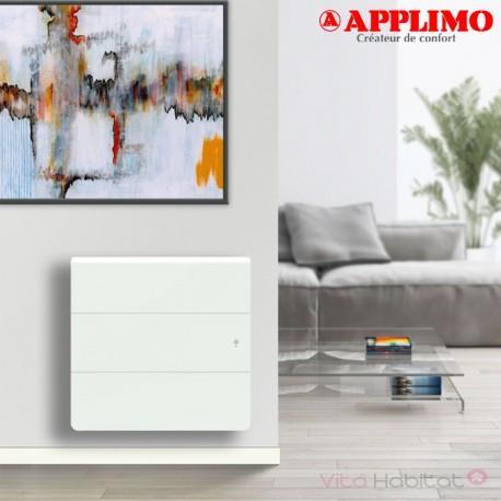 Radiateur Fonte LENA Smart EcoControl 1250W Horizontal - APPLIMO 0012164SE