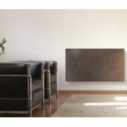 Radiateur electrique SMART STONE horizontal 1500W Terre Lunaire - Valderoma TL1500S