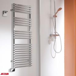 Sèche-serviette ACOVA - CALA chromé électrique 500W TLNO050-050-IFW