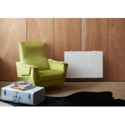 Radiateur électrique CAMPA CAMPAVER Select 3.0 Horizontal Lys Blanc 1000W CMSD10HBCCB