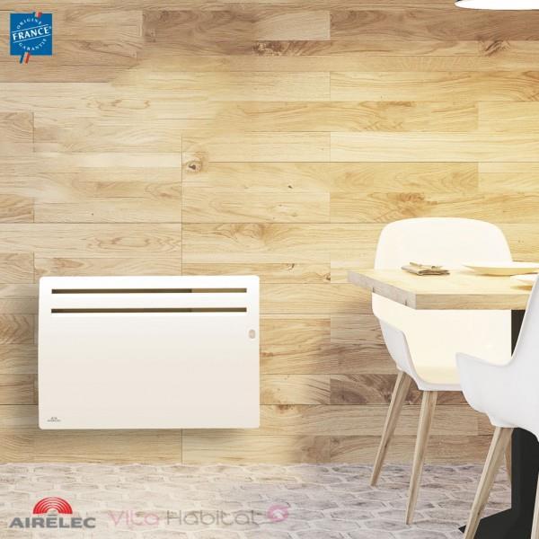 convecteur airelec actua 2 smart ecocontrol 2000w horizontal a693267 vita habitat. Black Bedroom Furniture Sets. Home Design Ideas