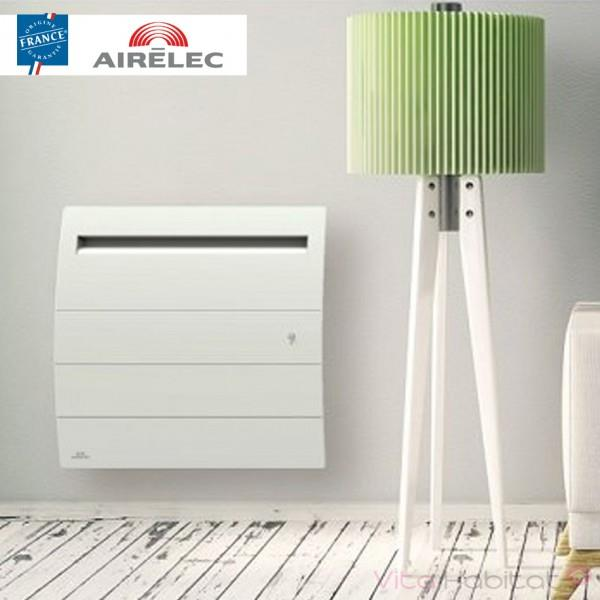 radiateur lectrique airelec noveo 2 smart ecocontrol horizontal. Black Bedroom Furniture Sets. Home Design Ideas