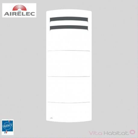 Radiateur électrique AIRELEC - NOVEO 2 Smart ECOcontrol Vertical 1000W A693593