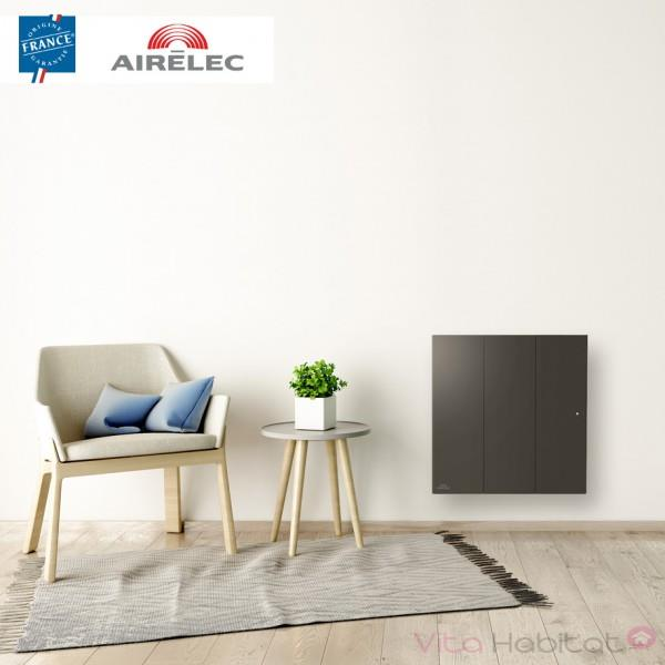 radiateur electrique fonte airelec ozeo smart ecocontrol. Black Bedroom Furniture Sets. Home Design Ideas