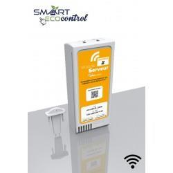 Module SERVEUR pour appareils  NOIROT Smart ECOcontrol - NOIR - 00N9171AAHS